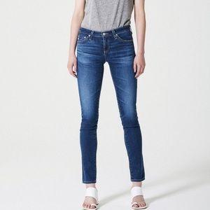 AG Jeans The Stilt Cigarette Leg 27R